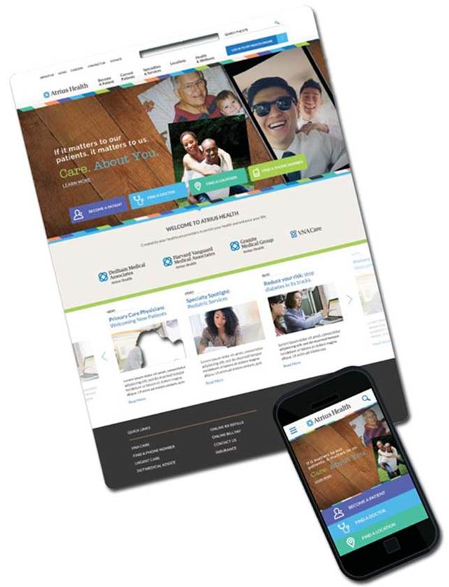 Introducing Our New Atrius Health Website | Atrius ...