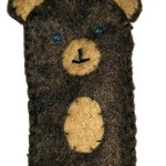 Marionnettes de doigt – Petit ours brun