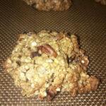 Cookies américains aux flocons d'avoine extra
