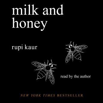 milk and honey.