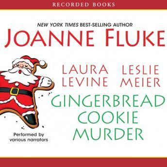 Gingerbread Cookie Murder.