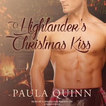 A Highlander's Christmas Kiss.