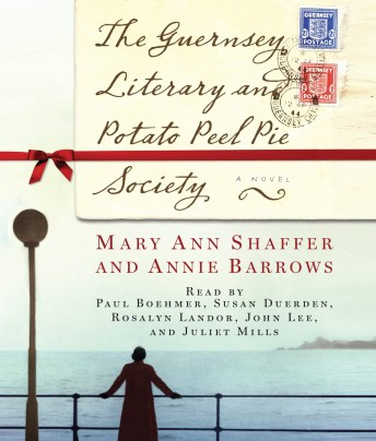 Guernsey Literary and Potato Peel Pie Society.