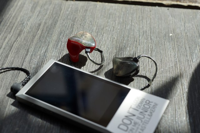 1964-V6S + Astell&Kern JR
