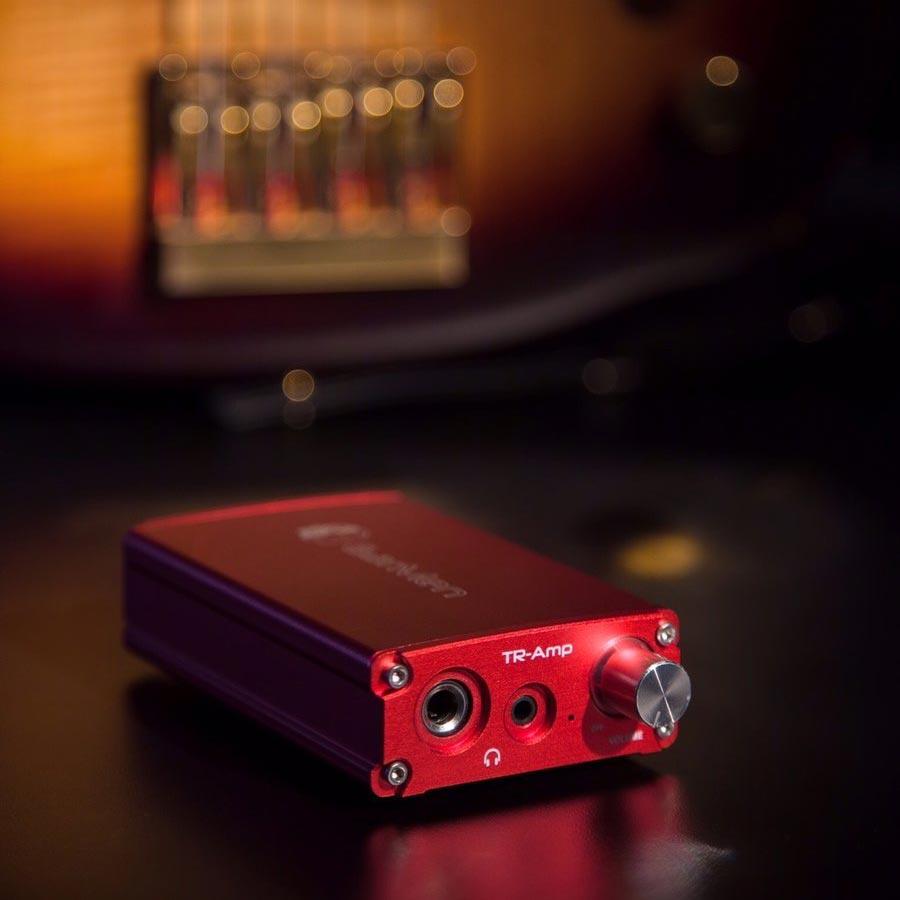 EarMen TR-AMP + Guitare