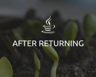 After Returning