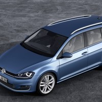 Genève 2013 : zoom sur la nouvelle Volkswagen Golf VII break
