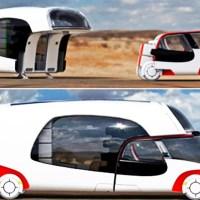 Colim, un concept associant une voiture et une caravane