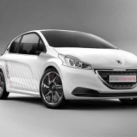 Salon de Francfort 2013 : Peugeot 208 Hybrid FE Concept