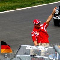 Michael Schumacher : son état de santé progresse et les docteurs sont optimistes !