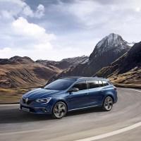 Genève 2016 : Renault dévoile la nouvelle Mégane Estate GT