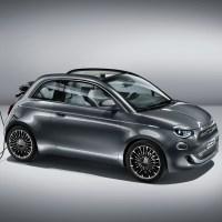 Fiat présente : La Nouvelle 500 électrique