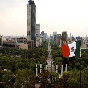 Vista reforma Ciudad de México