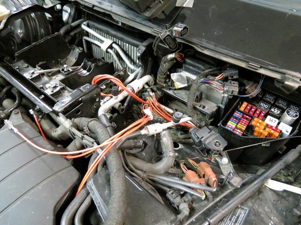 Electrical Wiring For Automobiles