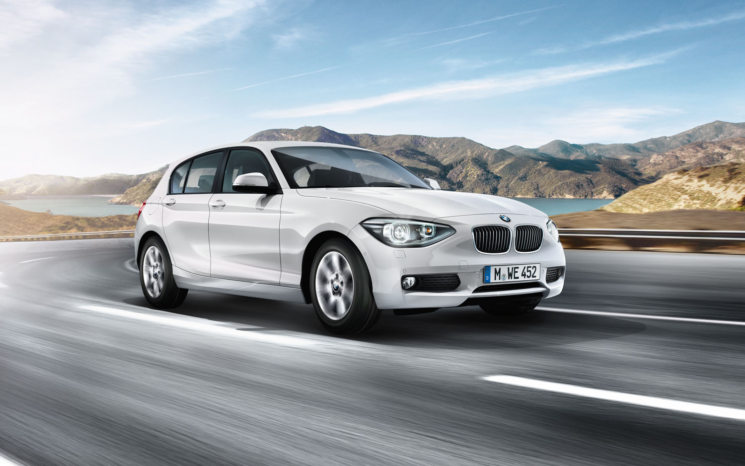 Bmw 1 Series Powerful, Dynamic And Sporty