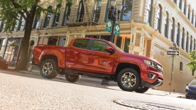 2015 Chevy Colorado Release Date picture