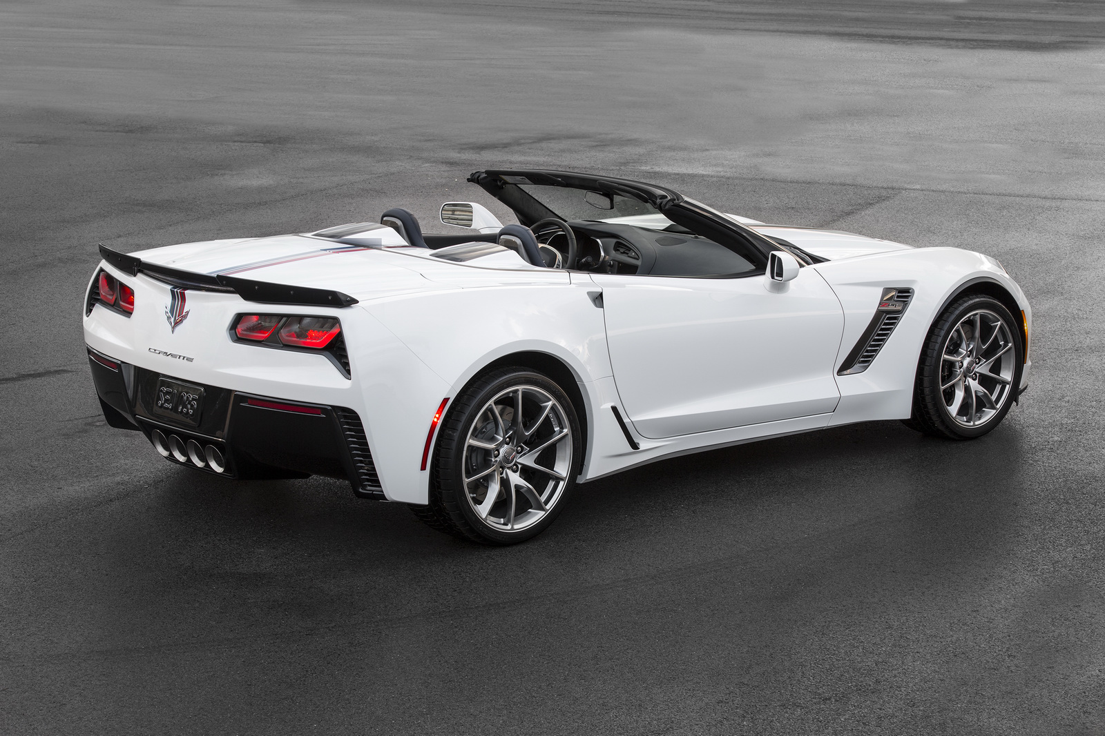 Where are we taking our boss's 2016 Chevrolet Corvette Convertible Z06??