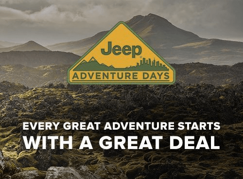 Save Big on the 2019 Jeep Cherokee | AutoStar's Jeep Adventure Days Deals