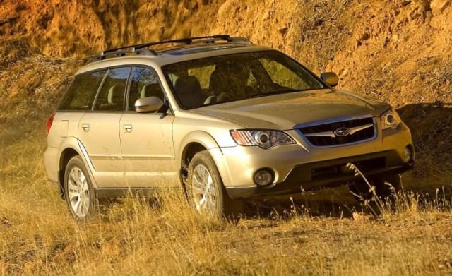 A 2009 Subaru Outback 3.0R L.L. Bean Edition