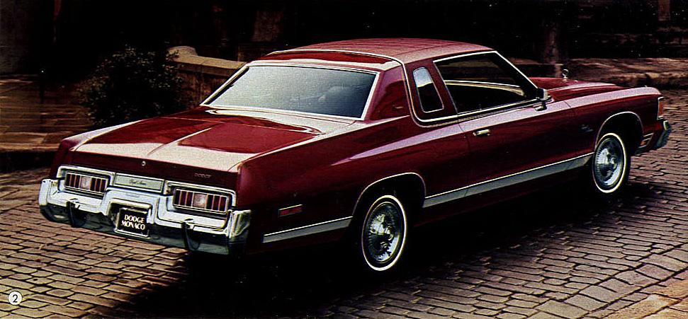 Dodge Monaco 1977 >> Malaise Monday 8/10: 1974-1978 Dodge Monaco - The AutoTempest Blog