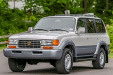 Underrated Ride Of The Week: 1990-1997 Toyota Land Cruiser
