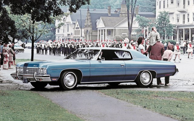 1973 Chevrolet Impala Custom Coupe