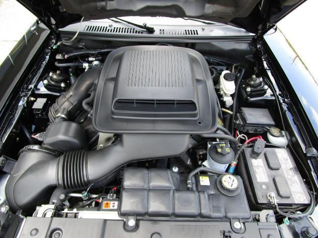 2003 Ford Mustang Mach 1 engine.