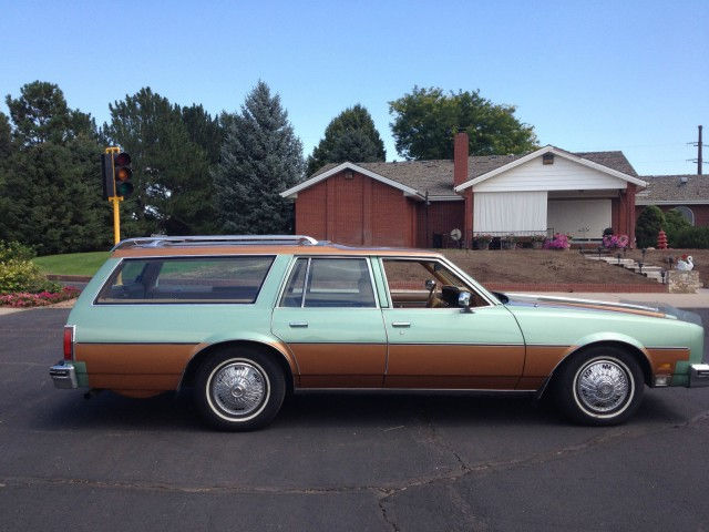 1978 Oldsmobile Custom Cruiser