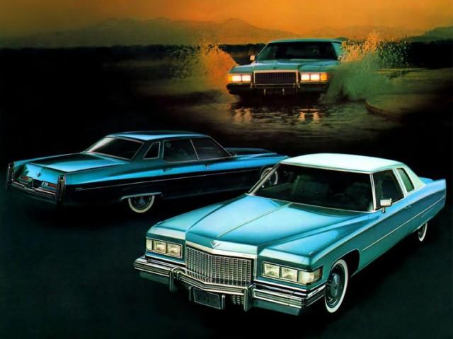 1975 Cadillac Calais
