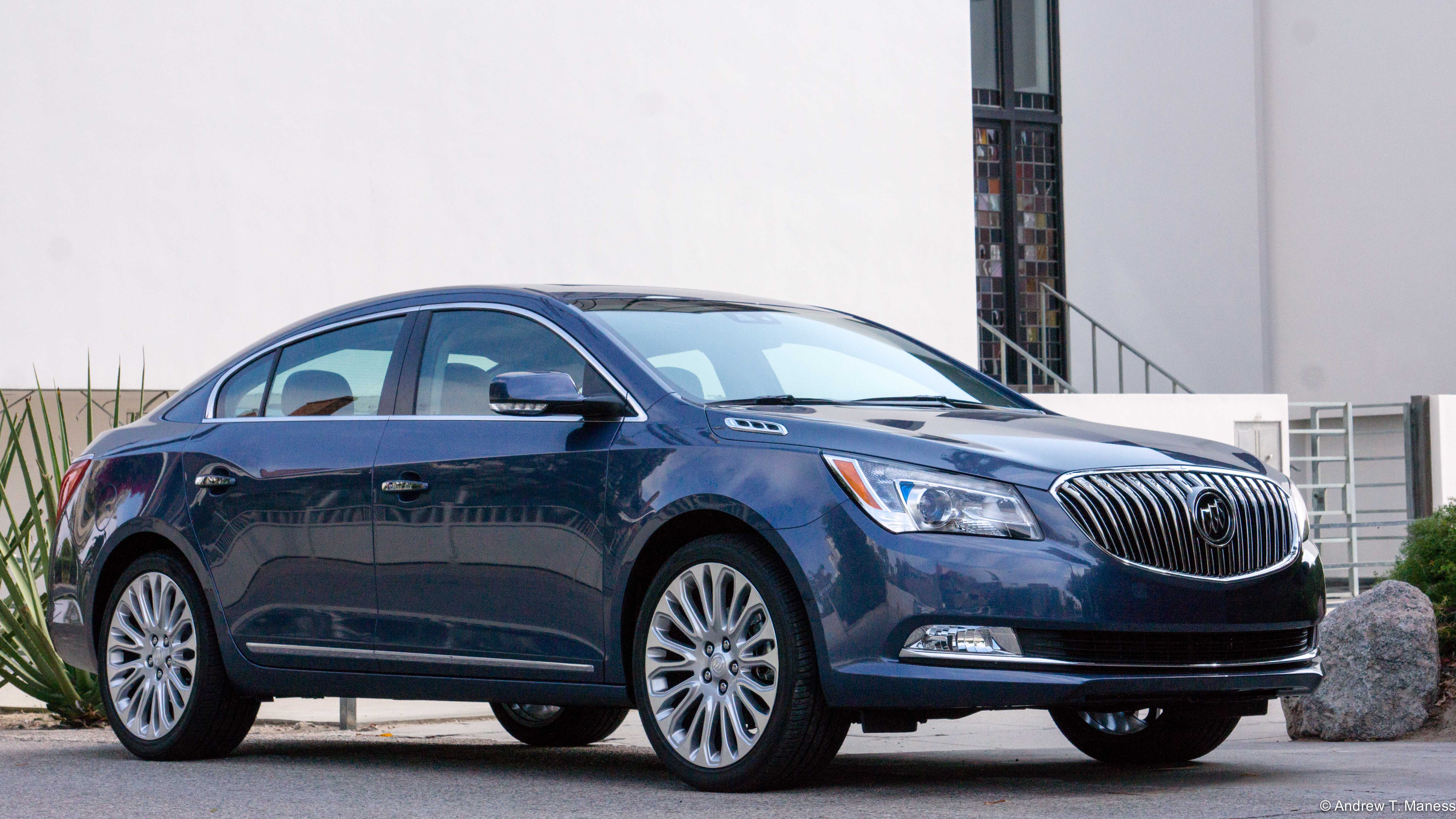 Black Book Auto Value >> Future Used Car Review: 2015 Buick LaCrosse - The AutoTempest Blog