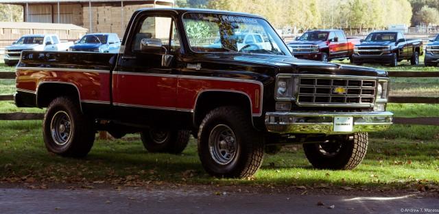 1978 Chevy Silverado 4x4