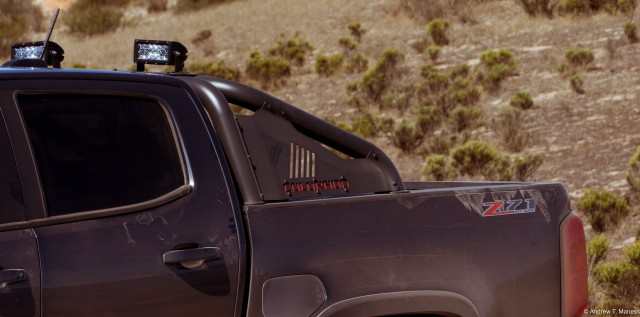 2016 Chevrolet Colorado Trail Boss Diesel