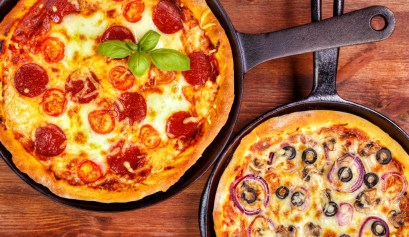 skillet pizza for rv recipes