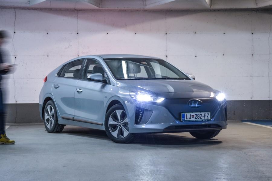 Hyundai Ioniq EV
