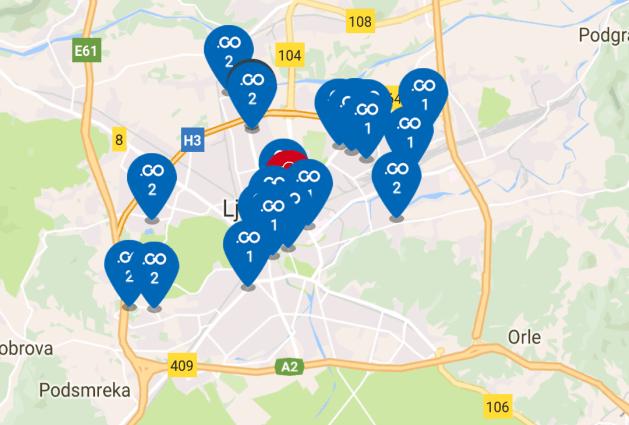 Avant2Go Ljubljana