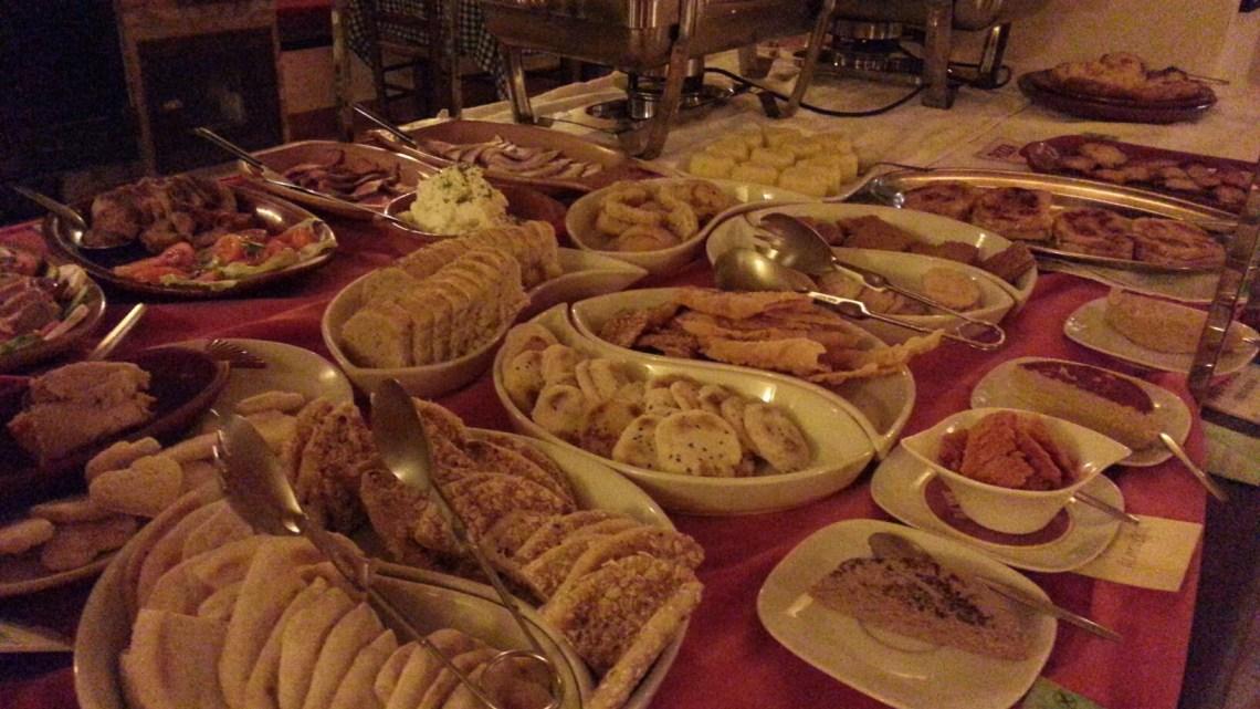 Restaurante Los Balcones - Buffet