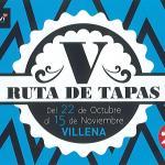 Ruta de Tapas en Villena…infórmate aquí!!