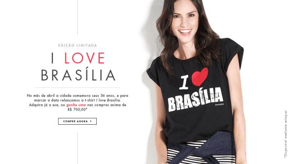 I LOVE Brasília