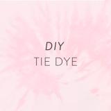 DIY – Tie Dye