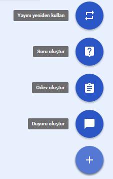 google-classroom-soru-olusturmak