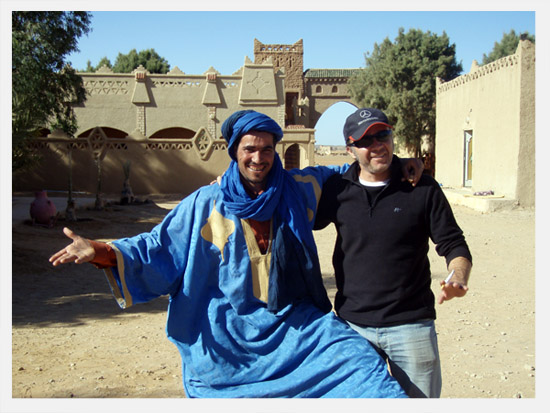 Volver pronto a Marruecos.