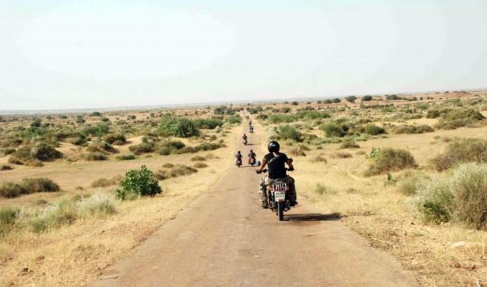 Rakatanga Tour en Rajastán