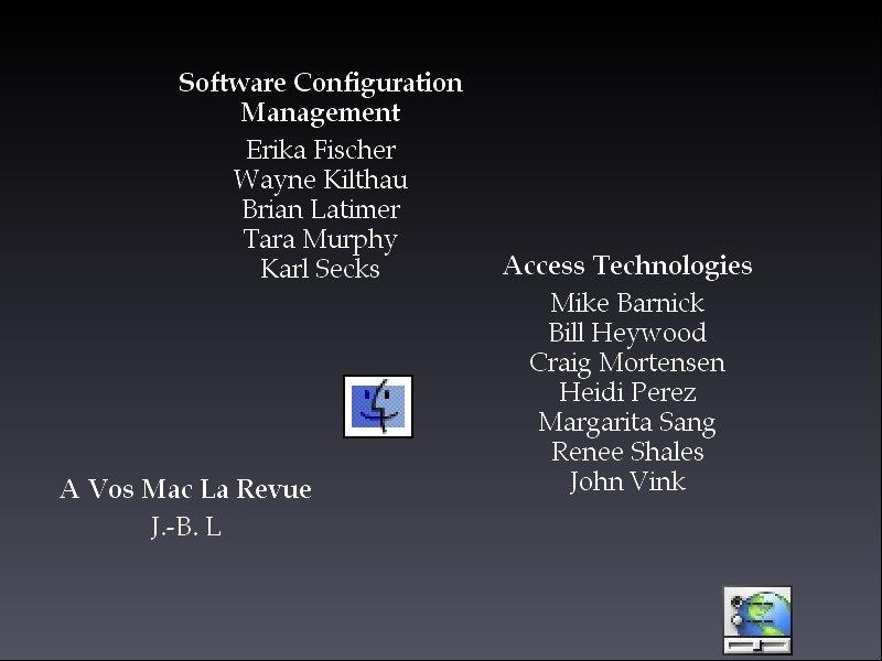 Secret about box Mac OS 8.5