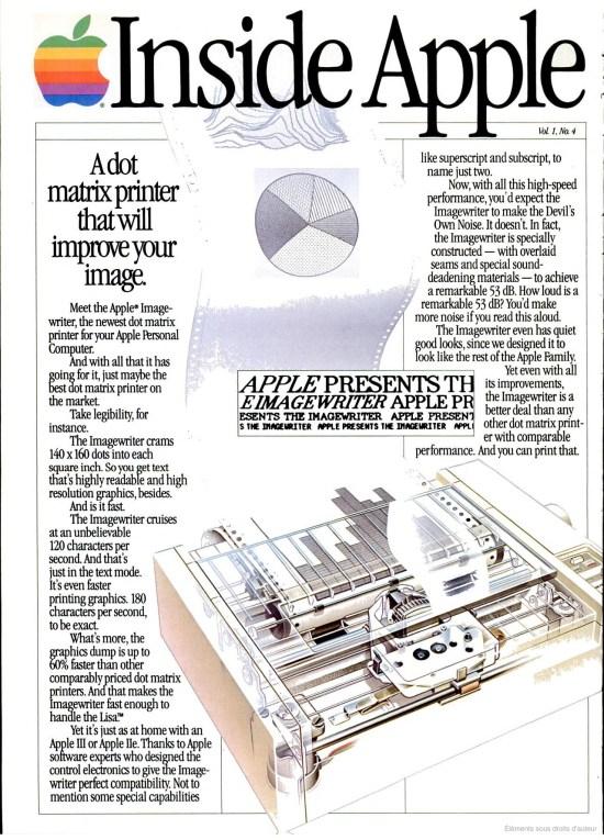 Inside Apple InfoWorld 31 octobre 1983