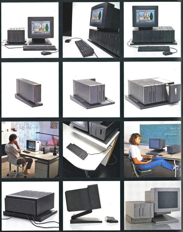 Jonathan Macintosh Concept, 1984-1985
