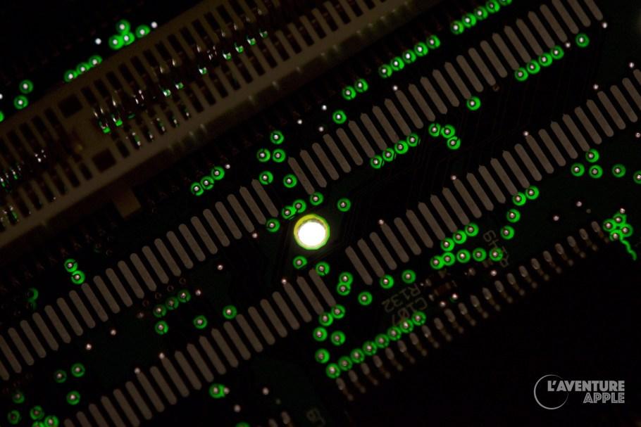 Apple PowerMacintosh 5400 backlight motherboard