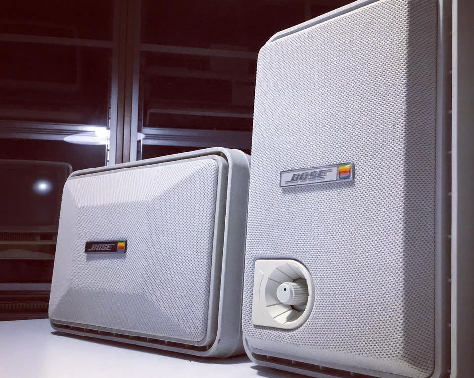 Apple Bose roommate