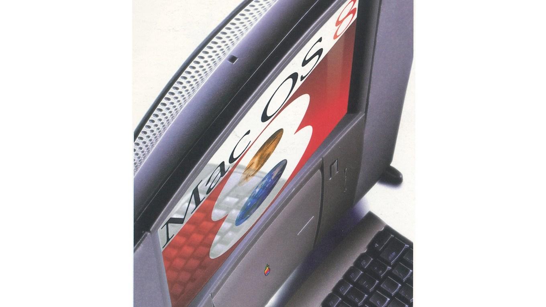 Brochure Apple France New Macintosh 1997