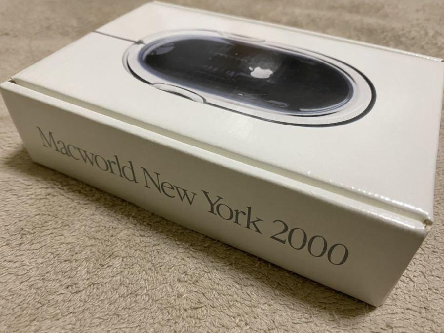Apple Pro Mouse MacWorld New York 2000