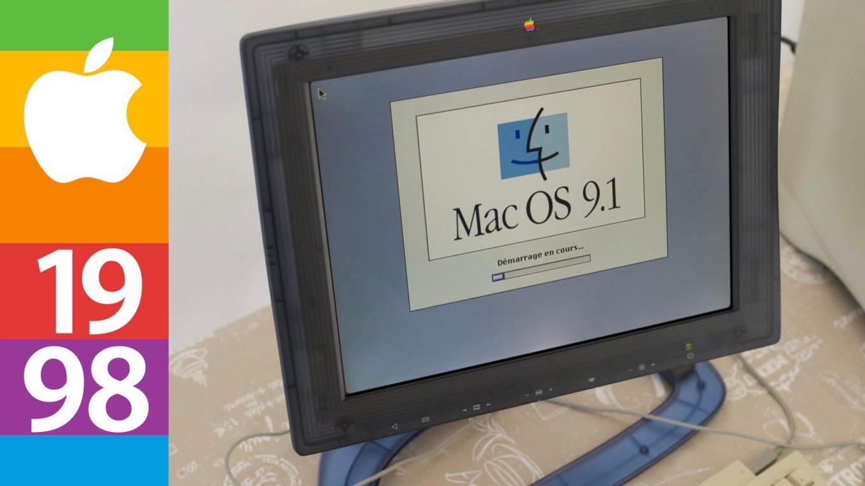 Apple studio display 1998